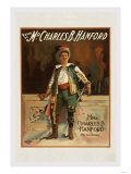 Charles B. Hanford in Taming of the Shrew, Petruchio, Giclee Print