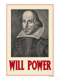 Will Power, Art Print