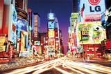New York City, Times Square Art Print