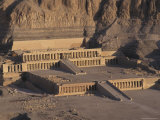 Temple of Hatshepsut, Deir El Bahri, UNESCO World Heritage Site, Thebes, Egypt, North Africa, Africa, Photographic Print