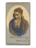 Herbert Beerbohm Tree as Shylock, Giclee Print