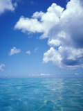 Blue Ocean & Sky, Photographic Print