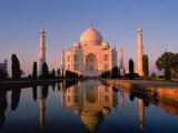 Taj Mahal in India, Photographic Print
