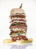 Dagwood Sandwich, Giclee Print