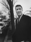 Rep. Adam Clayton Powell, Before Trip to Spain, Photographic Print