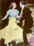 Fred Astaire & Ginger Rogers, Photographic Print