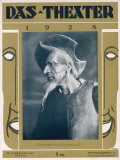 Fyodor Ivanovich Chaliapin, Russian Opera Singer as Don Quichotte, Photographic Print