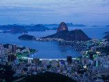 Sugar Loaf Mountain, Rio De Janeiro, Brazil, Photographic Print