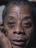 James Baldwin, Photographic Print