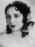 Popular Star of Both Silents and Early Talkies Bebe Daniels, Photographic Print
