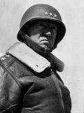 American Four Star General George S. Patton, Jr., Photographic Print