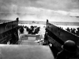 The Greatest Generation D-Day Landing Omaha Beach June 6, 1944, Art Print