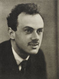 Paul Adrien Maurice Dirac, British Physicist, Giclee Print