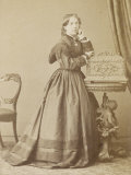 Henrietta Keddie (pseudonym Sarah Tytler) Scottish Writer of Children's Books, Photographic Print