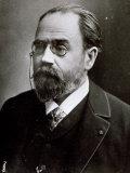 Emile Zola, Art Print