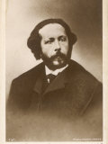 Edouard Lalo, French Composer, Photographic Print