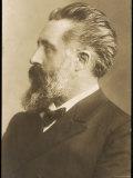 Ludwig Philipp Scharwenka, Polish-German Composer, Brother of Franz Xaver Scharwenka, Photographic Print