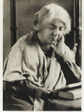Grazia Deledda Italian Writer Best Known for Stories of Sardinian Peasantry, Photographic Print