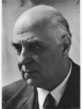 Georges Seferis, Greek Poet Essayist and Diplomat, Photographic Print