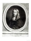 Portrait of Francois Mansart, Giclee Print