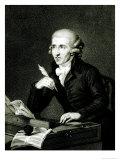 Franz Joseph Haydn, Giclee Print, Ludwig Guttenbrunn