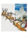 Snow Queen Giclee Print