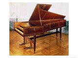 Harpsichord Belonging to Franz Joseph Haydn, Giclee Print