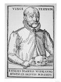John Wier, Giclee Print