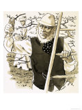 R D Blackmore, the Author of Lorna Doone, Giclee Print