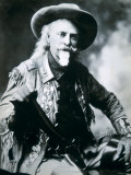 "William Frederick ""Buffalo Bill"" Cod,y American Scout, Later Wild West Showman, Giclee Print"