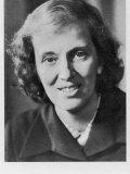 Dorothy Crowfoot Hodgkin, Photographic Print