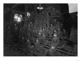 Child Laborers Pennsylvania Coal Company Photograph No.2 - South Pittston, Pennsylvania, Giclee Print