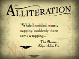Literary Terms: Alliteration