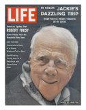 LIFE®, Poet Robert Frost, 1962, Photographic Print