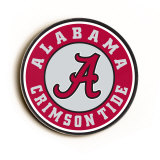 "University of Alabama ""A"" Crimson Tide, Wood Sign"