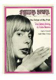 Joni Mitchell, Rolling Stone no. 33, May 17, 1969, Photographic Print