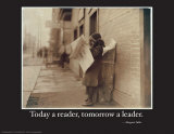 Margaret Fuller: Today a Reader, Art Print