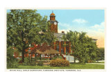 Tuskegee Institute Art Print