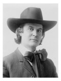 Elbert Hubbard, American Writer and Publisher, in 1905 Portrait, Giclee Print