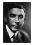 Booth Tarkington American Novelist, Set Many of His Works in the Midwest. 1919, Giclee Print