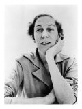 Eudora Welty, American Novelist, Wrote About Small Town Life in the Mississippi Delta, 1962, Giclee Print