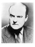 Edmund Wilson Editor and Prominent Literary Critic, 1946, Giclee Print