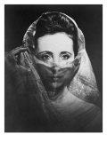 Anais Nin, French-American Author and Diarist Noted for Her Subjective and Sometimes Erotic Works, Giclee Print