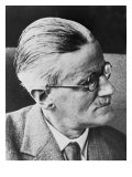 "James Joyce, Author of 20th Century Classics, ""Ulysses"" and ""Finnegan's Wake"", 1941, Giclee Print"