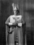 Opera Singer Lauritz Melchior, 1937, Photographic Print