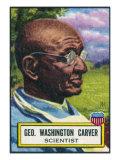 George Washington Carver, American botanist, Giclee Print