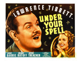 Under Your Spell, Lawrence Tibbett, Wendy Barrie, 1936, Giclee Print