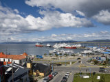Southernmost City in the World, Ushuaia, Argentina, South America. Photographic Print