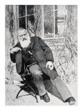 Johannes Brahms, c.1897, Giclee Print