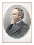Rutherford B. Hayes, Giclee Print